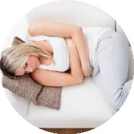 כאבי מחזור - טיפול טבעי , נשימה