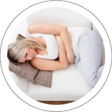 טיפול בכאבי מחזור