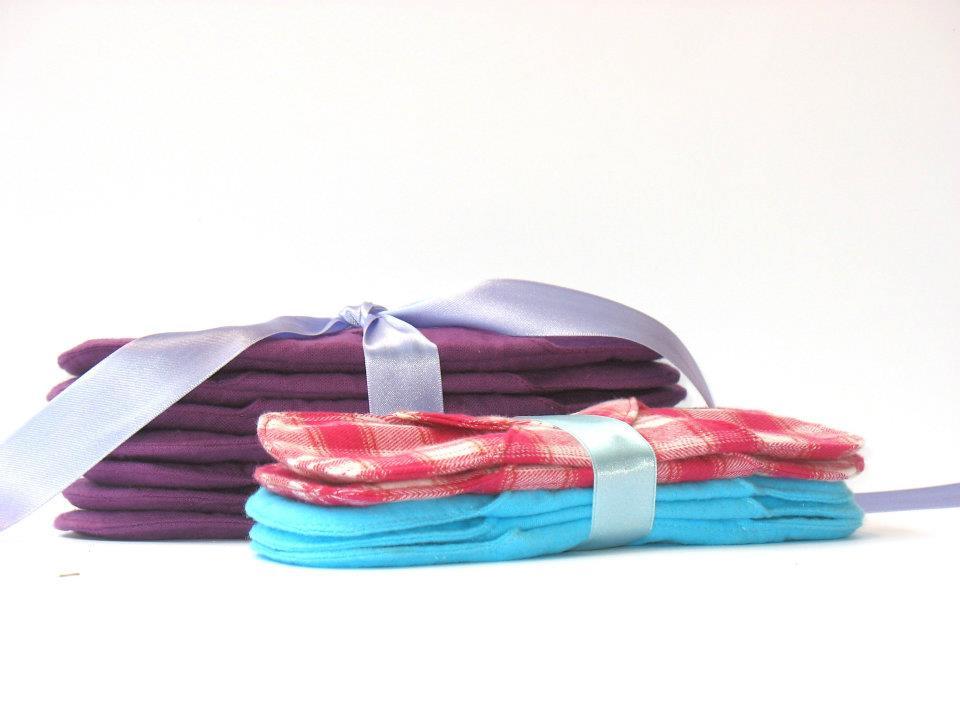 תחבושות רב פעמיות | נשימה - קליניקה טבעית לנשים