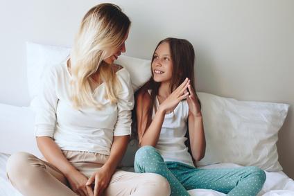 איך תכיני את בתך לקבלת הווסת הראשונה?