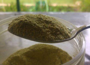 אבקת מרק עוף (פרווה) ביתית